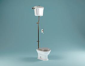 3D model VB Toilets Set