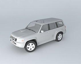 3D Nissan Patrol LE 3.0 dCi