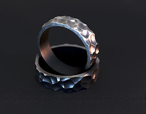3D print model jewelry wedding ring