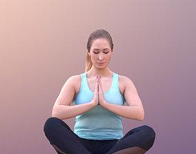 3D model Rocio 10574 - Yoga Pose Girl