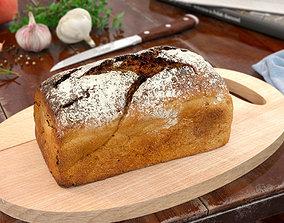 bread 08 AM151 3D
