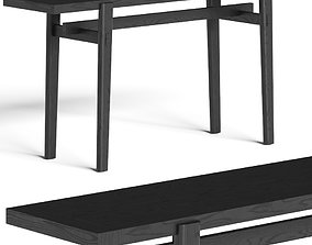 3D model Poliform Home Hotel Console Table