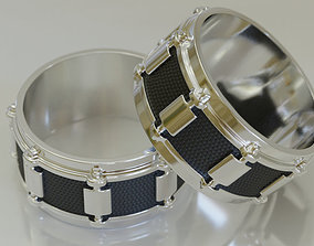 3D print model Drum ring music