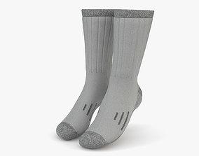 3D model Socks