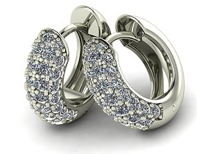 3D print model Earrings jewelry