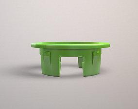 3D print model Heater cover ring