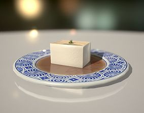 Game Ready Tofu D180611 3D model realtime