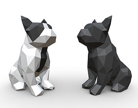 3D print model French Bulldog Figure