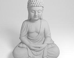 3D printable model Buddha statue