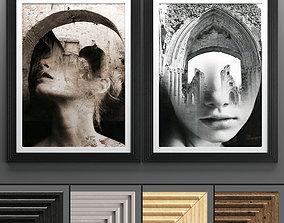 Art Frame 597 3D model