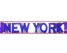 3D New York Giants