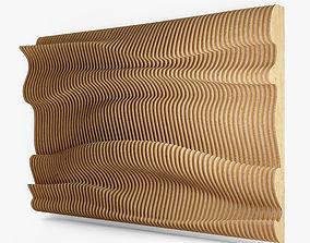 parametric wall 03 3D