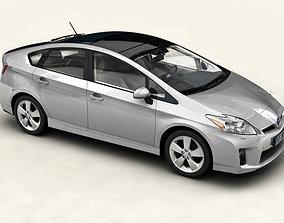 Toyota Prius 2010 auto 3D model