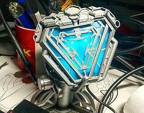 3D printable model Infinity War Arc Reactor - My Version