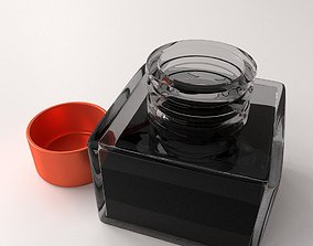 Ink Bottle 3D