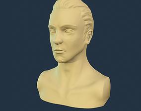 decor Head For 3D Print
