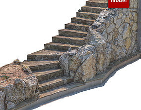 3D model 366 Staircase