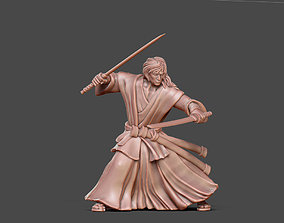Ronin Gosai V2 - 35 mm scale 3D printable model