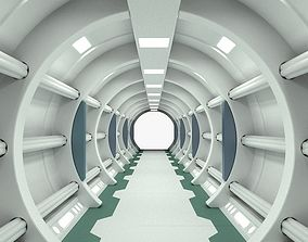 SciFi Corridor 5 3D
