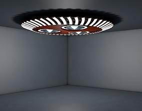 3D Ceilling Illumination