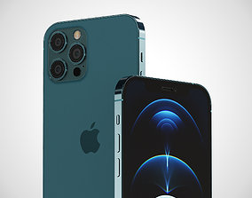 iphone12pro iPHONE 12 PRO MAX 3D model