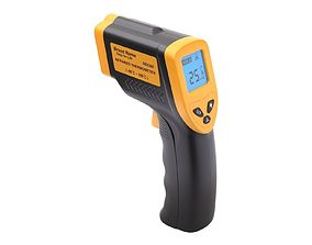 3D Infrared Thermometer