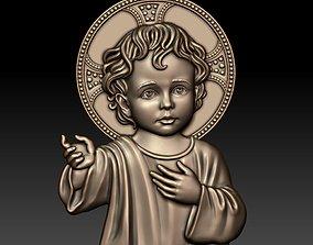 3D print model Baby Jesus