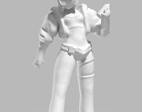 3D printable model K DA - Akali