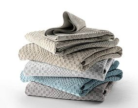 3D CHT110STG Chateau Hand Towel
