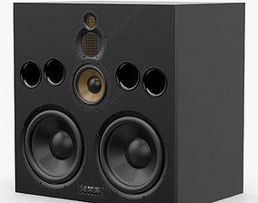 3D model Adam Audio S5X-H