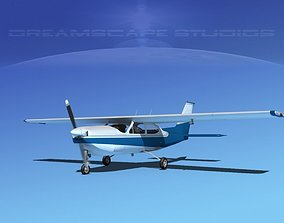 Cessna C-177RG Cardinal V07 3D model