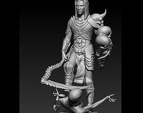 other 3D print model necromancer