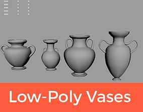 3D model realtime Vases