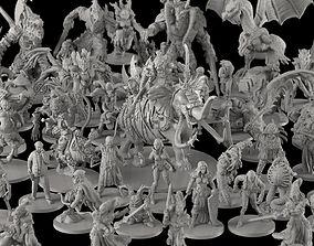 Boargame Bundle 3D fantasy
