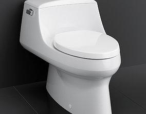 Toilet San Raphael 3D