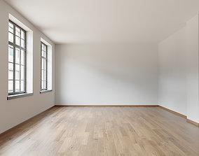 Interior scene 3D home