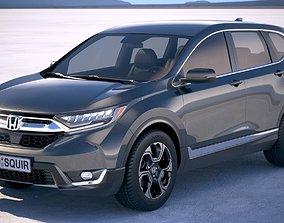Honda CR-V 2017 2016 3D model