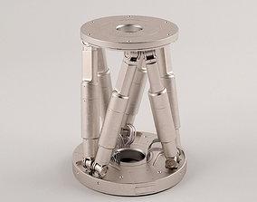 3D model C-887 Hexapod