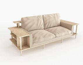 3D model Marshall sofa