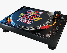3D model Red Bull BC One Limited Edition SL-1200-1210MK7R