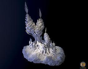 Alien Plant Succulent 3D printable model
