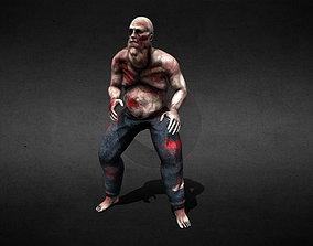 3D model Zombie Brute