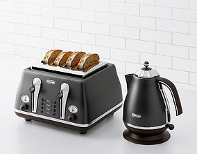 Delonghi Vintage Icona Collection 3D