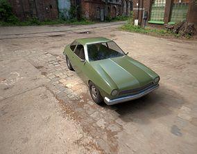 1976 Pinto 3D asset
