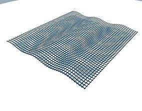 Grid wave 3D