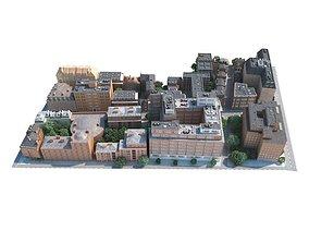 Residential Neighborhood 35134 3D model