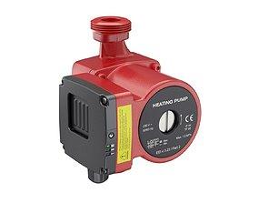 Heating Water Pump 3D