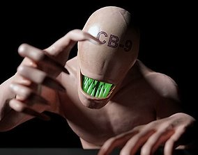 Horror Creep Nightmare 3D model