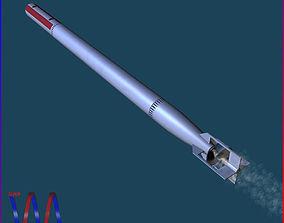 YU-1 Torpedo 3D model