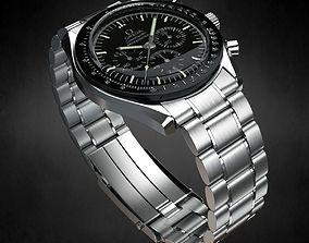 Omega Speedmaster Watch 3D model